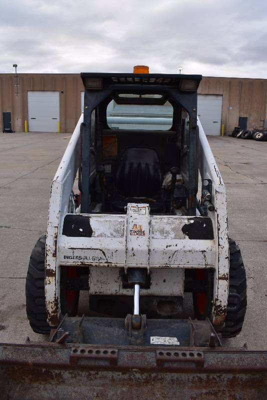 Bobcat 773 F Series Skid Steer Former Affiliated Foods
