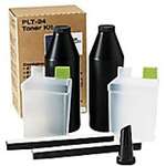 Printronix Laser Printer Toner Kit - Includes 2 Toner Bottles, 2 Waste Toner Bot
