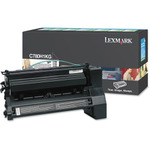 Lexmark Black Toner Cartridge (C780H1KG)