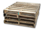 Lot Of (25) Used Pallets