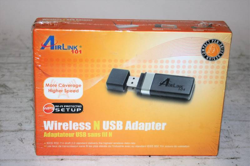 AIRLINK101 WIRELESS N USB ADAPTER DRIVERS FOR MAC