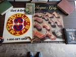 Vintage Firearms Poster Lot