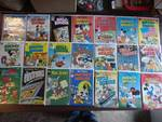 Disney, Mickey Mouse, Donald Duck, Pink Panther, MORE...Comic Book Lot