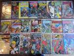 Lot of Comic Books: Johnny Quest, Robotech, Jurassic Park, MUCH MORE