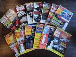 Motor Trend and Old Car Price Guide Magazine Lot