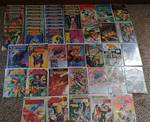 HUGE 50+ Comic Lot: Resellers Dream – Mickey Mouse, Justice League, Robotech, Watchmen, MORE….