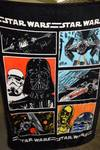 Star Wars Plush Throw
