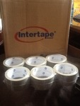 Case of box tape great for shipping
