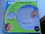 Still in box baby wipe warmer