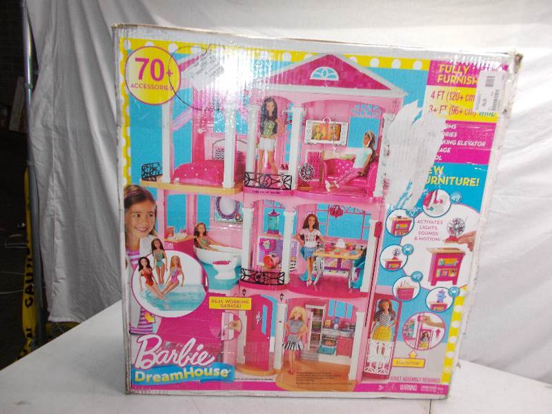 Barbie Dream House The Underground Tools Furniture Small
