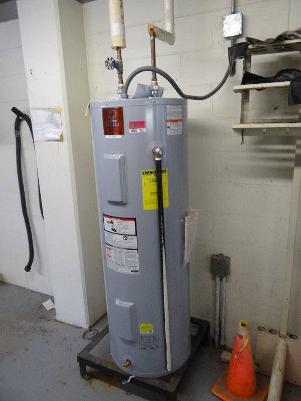 State Select Hot Water Heater Ft Riley KS Irwin Hospital