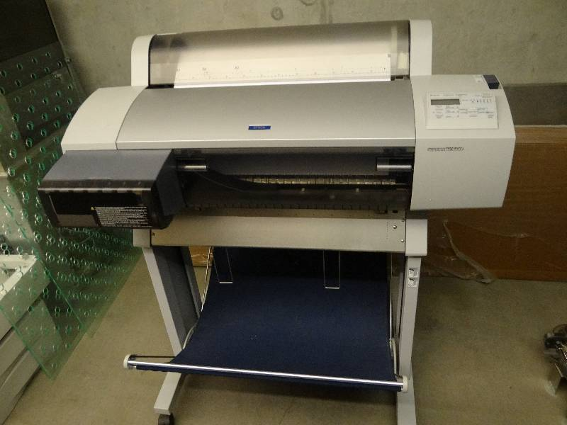 Epson Pro 7600 Wide Format Printer | Nelson Atkins Museum Rush
