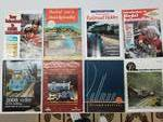 Lot of Railroad Magazines