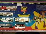 HO Scale Toy Story 2 Train Set Fully Functioning See Video