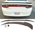 2015- up Dodge Challenger Hell Cat Trunk Spoiler P/N: AST DCHALL1502H-A
