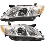 Headlight, P/N 170309N 6221-0052R for 2007-2009 Toyota Camery