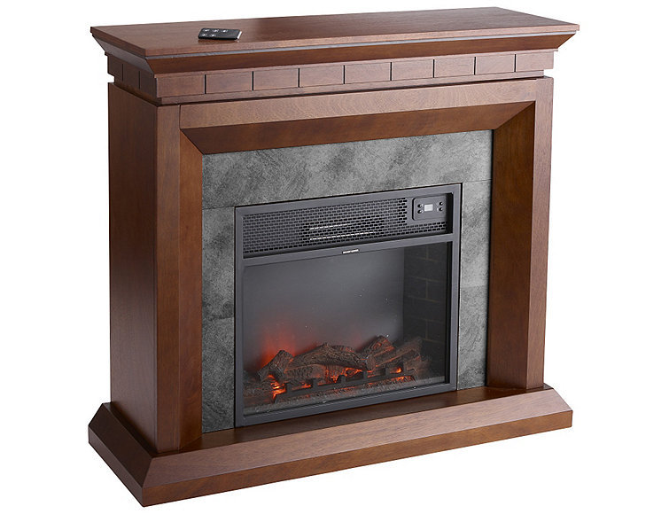 Mcleland Camden Electric Fireplace Mantle The