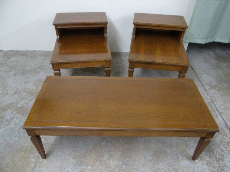 2 Mersman End Tableatching Coffee Table South