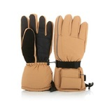 Polar-Ex Battery Operated Heated Ski Gloves