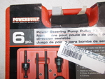 Powerbuilt Power Steering Pump Pulley Puller Kit