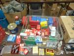 large lot of reloading items - bullets - casings - primers and lots more - worth $$$$