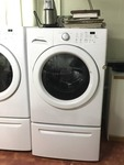 Kenmore Front Loading Washer Model 417.4112 (No Known Problems)