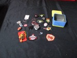 Lot of Keychains and more