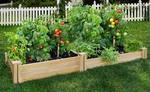 Greene's Cedar Raised Garden Bed kit