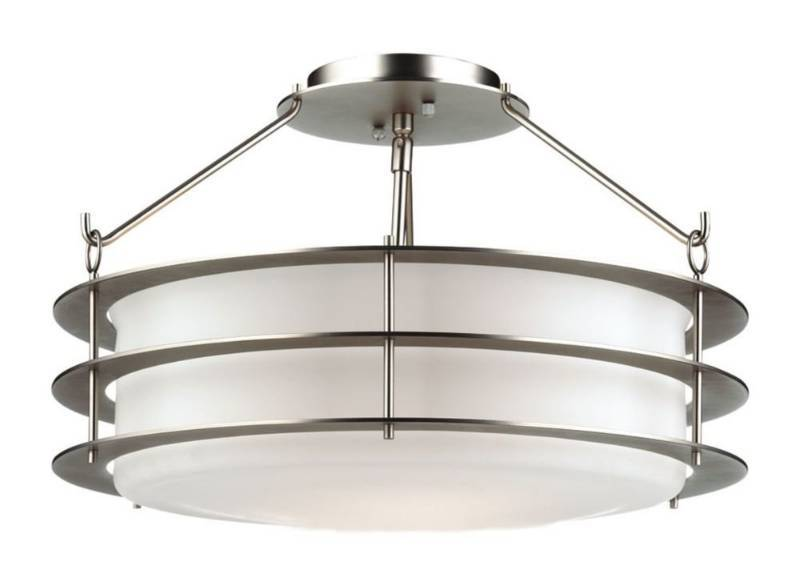 Philips Forecast Hollywood Hills 2 Light Ceiling Metallic