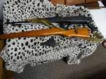 Norinco SKS w/ folding poly stock & original wood stock & 5 round magazine