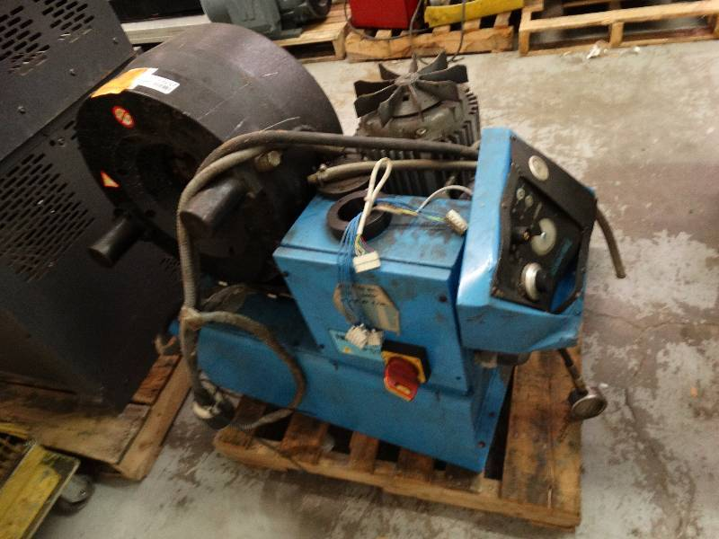 Finn-power P51 general production crimping machine | South Wichita