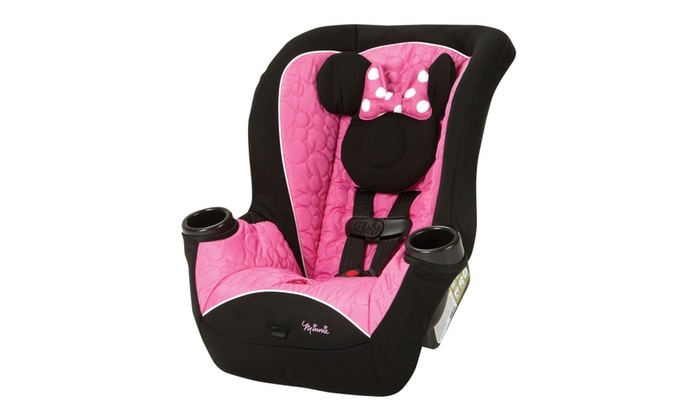 DisneyR Minnie Mouse Apt 40RF Convertible Car Seat