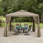 Garden Oasis Lakeville 10' x 10' Canopy Gazebo with Insect Netting