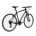 Micargi CROSS-5.0-M-MBLGRY 700C Hybrid 52cm 6061 Aluminum Bike Bicycle