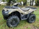 2012 Kawasaki Brute Force 750 4x4 KVF750F CAMO with Lights - LOW MILES 221 - Hunting Machine! - See video!