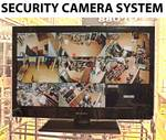 Professional Security Camera System w/ 8 Cameras, Monitor, Recorder and Mouse - SWANN - See photos