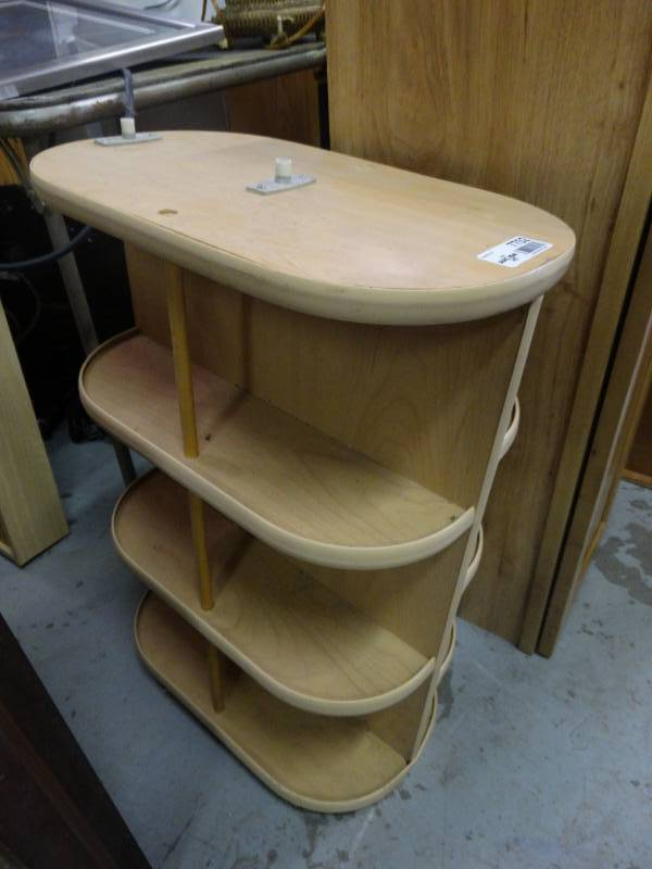Spice Rack Cabinet Insert | South Wichita Warehouse Auction  Tools/  Commercial Equipment/ Household/ Furniture! | Equip Bid