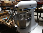 Kitchen-Aid Mixer W/ Attachments