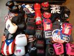 Large Lots Of Various MMA, and Sparing Gloves