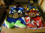 Ringside 2XL Outfit, Shoes, Gloves and Head Gear