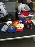 Collection of Ball Caps - Royals, Chiefs…