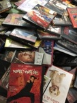 Gaylord full of DVD's - Pick 50 of your favorites