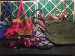 LOT OF FASHION BAGS