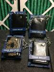 LOT OF CHAIN WALLET