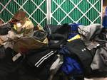 LOT OF NAME BRAND CLOTHES