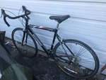 Nice Schwinn varsity carbon fiber bicycle or is it needs is a new petals high dollar bike