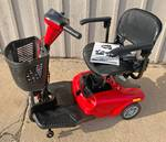 Bobcat 3-Wheel Electric Motor Scooter - LIKE NEW! Good battery - Works Great - SEE VIDEO!!