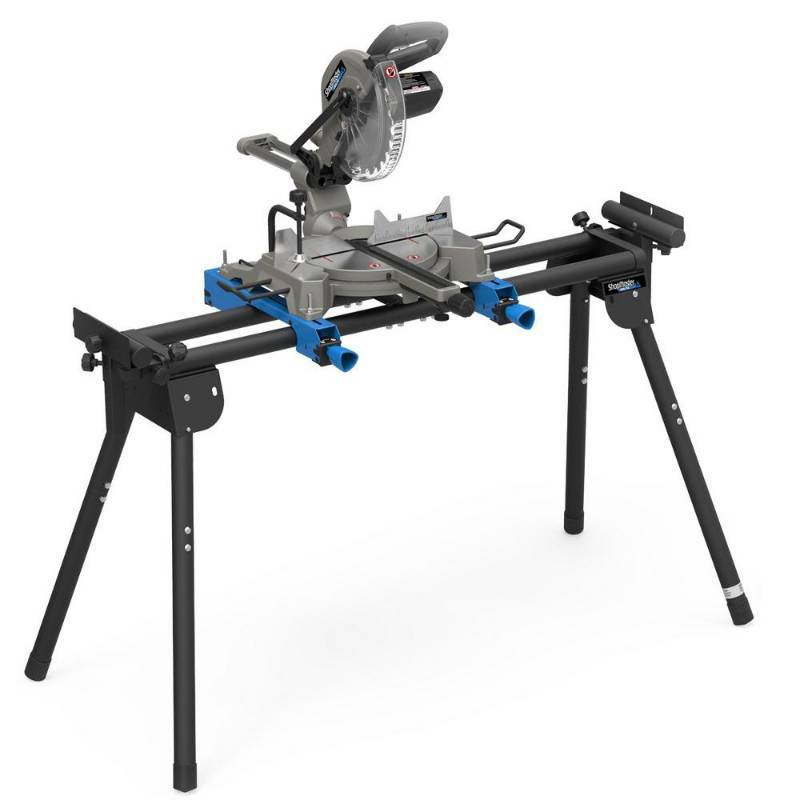 ShopMaster Delta Saw and Stand | Rigid Table Saw, Husky Tool Box