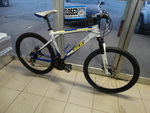 GT Aggressor 1.0- 6061 Aluminum mountain bike- 24 speed
