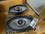 Pair of Pioneer 4x6 speakers